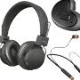 Bluetooth Headphones and Earbuds