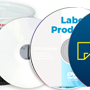 DVD and CD Labels