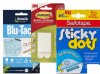 Wall Adhesives Plus Hooks and Clips