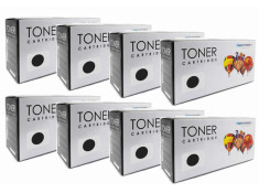 Brother Generic TN-1070 Black Toner Cartridges 8 Pack Carton Bulk Buy