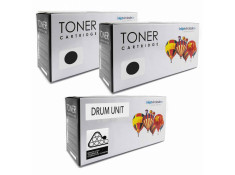 Brother Generic TN-1070 Twin Pack Plus DR-1070 Drum Combo