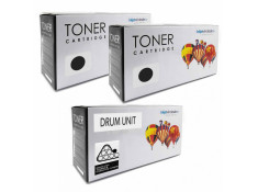Brother  TN-2450 Twin Pack Plus DR-2425 Drum Combo (Compatible)