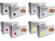 Brother TN-251 and TN-255 Toner Cartridge Colour Double 8 Pack Combo Generic