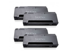 Brother HC-05BK Black High Yield Ink Cartridges 4 Pack Genuine