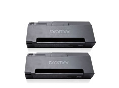 Brother HC-05BK Black High Yield Ink Cartridges Twin Pack Genuine