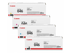 Canon CART-046 Colour Toner Cartridge 4Pk Combo Genuine
