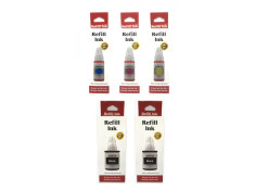 Canon GI690 Essential Plus 5 Black & Colour Ink Bottle Refill 2 + 3 Combo Pack Generic