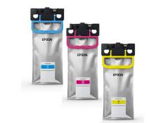 Epson T01D1 Colour Ink Unit Combo 3 Pack Genuine