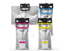 Epson T01D1 Value Essential Ink Unit Combo 4 Pack Genuine