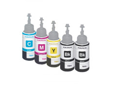 Epson T664 Ink Bottle Refill 2+3 Essentials Plus Combo Generic