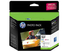 HP Genuine No.564 - SD741A Photo Value Pack