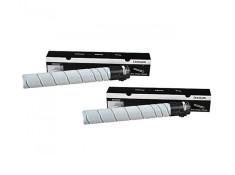 Lexmark 64G0H00 Black High Yield Toner Cartridges Twin Pack Genuine