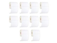 StarTrack Type 102mm x 152mm White Thermal Address Roll 10 Pack Carton Bulk Buy - 3500 Labels Genuine