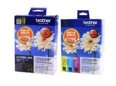 Brother Genuine LC-39 3+2 Combo Pack