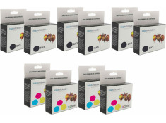 Canon Generic BCI-15 Black and Colour 10 Pk Ink Cartridge Value Combo