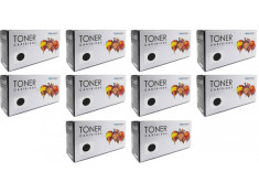 Canon Generic FX-9 Black Toner Cartridges 10 Pack Carton