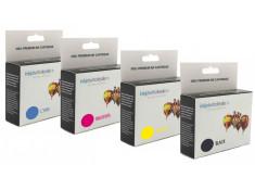 Canon PGI-5 & CLI-8 Essentials Black & Colour Ink Cartridge Bulk Buy 4 Pack Generic