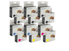 Epson 73N High Yield Ink Cartridge 12 Pk Combo Generic
