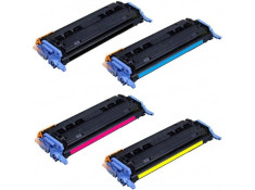 HP Genuine Q6000 Colour Toner 4Pk Combo