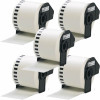Brother Generic DK-22205 5 Pack Paper Roll Label Carton