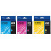 Epson 702  3 Pack Ink Cartridge Colour Combo Genuine