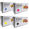 HP 128A Black and Colour 4 Pack Toner Carton Generic