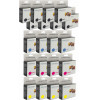 Lexmark Generic No.150XL 20 Pack Super Combo Carton