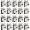 Lexmark Generic No.150XL Black 20 Pack Bulk Buy Carton