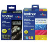 Brother Genuine LC-67 3+2 Combo Pack