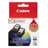 Canon Genuine PG-510 & CL-511 Twin Pack Combo