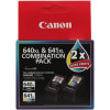 Canon Genuine PG-640XL & CL-641XL Twin Pack