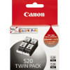 Canon Genuine PGI-520BK TWIN