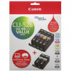 Canon Genuine PGI-525 & CLI-526 Mega Ink Pack