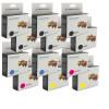 Epson 73N High Yield Ink Cartridge 12 Pk Combo Generic