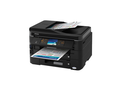 Printer Drivers For Epson Workforce 845