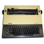 Brother TypeWriter CE 222