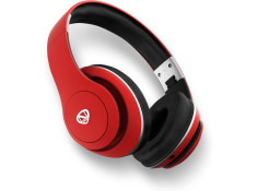 NCredible 1 Bluetooth 4.0 Hi-Fidelity Red