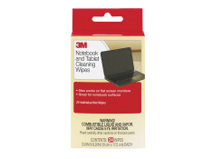 3M Scotch CL360 Notebook, Tablet and PC Screen Wipes