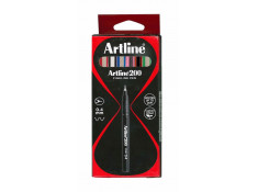 Artline 200 Series 0.4mm Fineliner Asst Pens