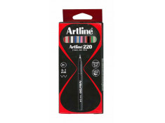 Artline 220 Superfine Point 0.2mm Assorted Pen Markers