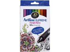 Artline Supreme 0.4mm Fineline Multicolour Pen