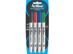Artline Supreme Assorted 4 Pack