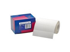Avery 125 x 36mm White Self-Adhesive