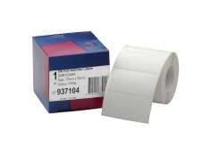 Avery 70 x 36mm White Self-Adhesive