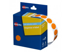 Avery DMC14OR Orange 14mm