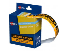 Avery DMR1964R2 'URGENT ACTION' 19 x 64mm