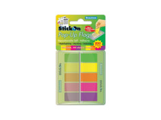 Beautone Stick On Flags Multi-Pack 45mm x 12mm