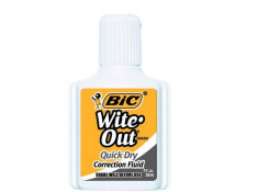 Bic Wite-Out Quick Dry 20ml Correction Fluids