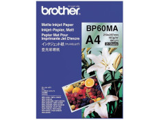 Brother 145gsm A4 Matte Inkjet Photo Paper
