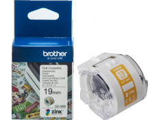 Brother CZ-1003 19mm x 5m White